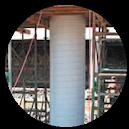 PVC Column Formwork